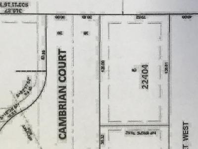 Farmington Residential Lots & Land For Sale: 22404 Cambrian Way