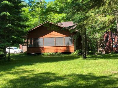 Single Family Home For Sale: 8356 Sugar Lake Lane NE