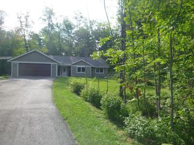 Pequot Lakes Single Family Home For Sale: 7951 Golf Estates Drive