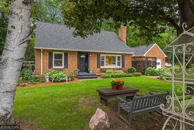 Minnetonka Single Family Home For Sale: 4944 Woodridge Road