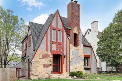Saint Paul Single Family Home Contingent: 1619 Scheffer Avenue