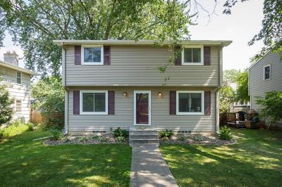 Minneapolis Single Family Home For Sale: 5409 James Avenue S
