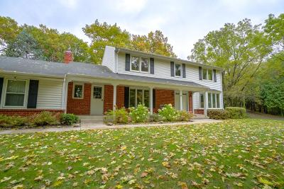 North Oaks Single Family Home For Sale: 28 E Pleasant Lake Road