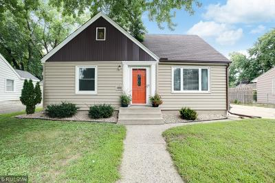 Richfield Single Family Home For Sale: 7229 3rd Avenue