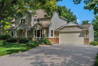 Minnetonka Single Family Home Contingent: 2521 Sylvan Road S