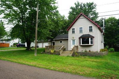 Prescott Single Family Home For Sale: 516 Pearl Street N