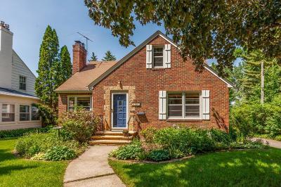 Saint Paul Single Family Home For Sale: 1203 Hartford Avenue