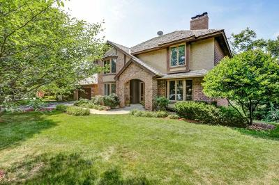 Eden Prairie Single Family Home For Sale: 8929 Hidden Oaks Drive