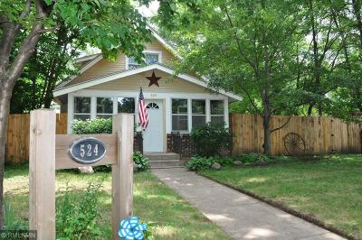 Hudson Single Family Home For Sale: 524 6th Street N
