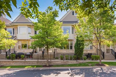Eden Prairie Condo/Townhouse For Sale: 11239 Preswick Boulevard