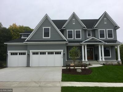 Wayzata, Plymouth Single Family Home For Sale: 5180 Yellowstone Lane