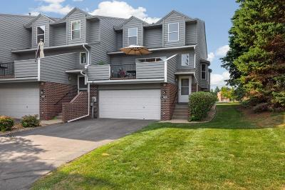 Apple Valley Condo/Townhouse Contingent: 14253 Empire Avenue