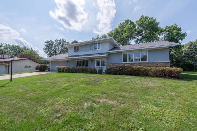 New Hope Single Family Home For Sale: 2717 Ensign Avenue N