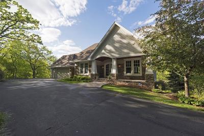 Eden Prairie Single Family Home For Sale: 11697 Chamberlain Court