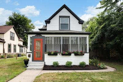 Minneapolis Single Family Home For Sale: 3435 Longfellow Avenue