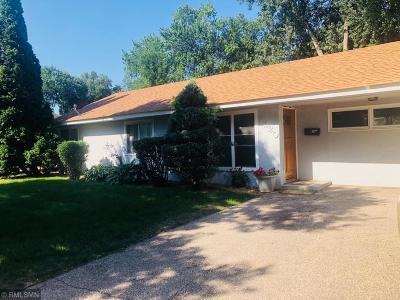 Richfield Single Family Home For Sale: 7220 Upton Avenue S