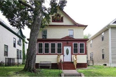 Saint Paul Single Family Home For Sale: 942 Carroll Avenue