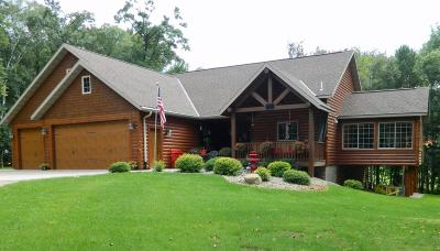 Pequot Lakes Single Family Home For Sale: 31748 Deacons Way