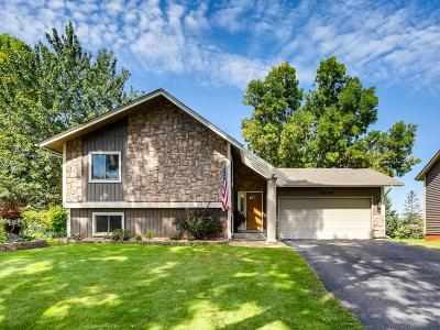 Maple Grove Single Family Home Contingent: 6658 Jonquil Way