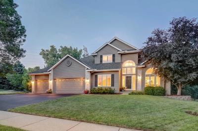 Eden Prairie Single Family Home For Sale: 12873 Cardinal Creek Road