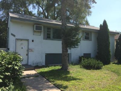 Fridley Multi Family Home For Sale: 5357 4th Street NE