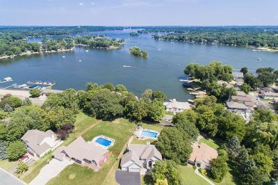 Prior Lake Single Family Home For Sale: 4139 Eau Claire Trail NE