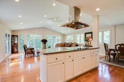 Minnetonka Single Family Home For Sale: 15302 Skyview Drive