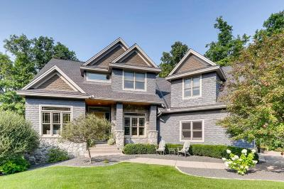 Minnetrista Single Family Home For Sale: 2632 N Saunders Lake Drive