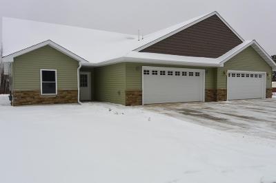 Hibbing, Chisholm Single Family Home For Sale: 5104 Mesabi Lane