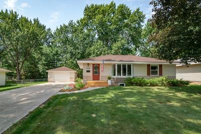 Bloomington Single Family Home For Sale: 10400 Upton Avenue S