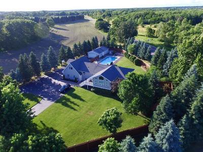 Dayton Single Family Home For Sale: 13440 N Diamond Lake Road