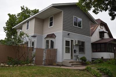 South Saint Paul Single Family Home For Sale: 608 2nd Avenue S