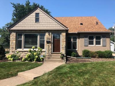 Saint Paul Single Family Home Contingent: 1811 Rome Avenue