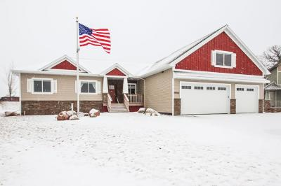 Sartell Single Family Home For Sale: 1900 Sandstone Court
