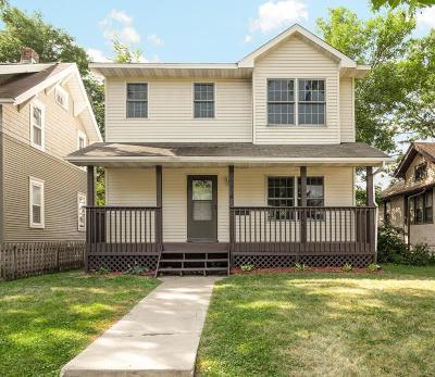 Saint Paul Single Family Home For Sale: 1554 Almond Avenue