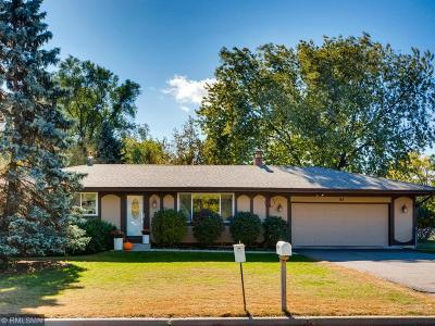 Fridley Single Family Home For Sale: 98 Rice Creek Way NE
