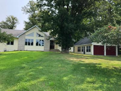 Single Family Home For Sale: 21505 Birch Street