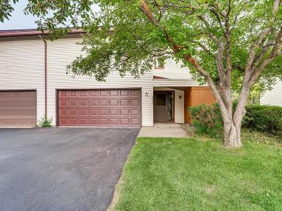 White Bear Lake Condo/Townhouse For Sale: 3434 Willow Avenue