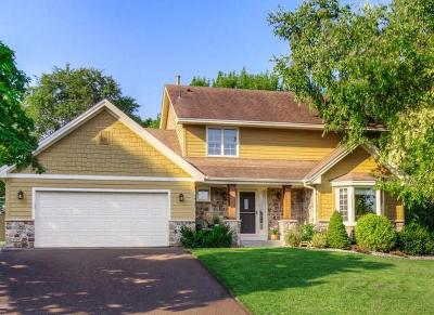 Eden Prairie Single Family Home For Sale: 17681 W 67th Street