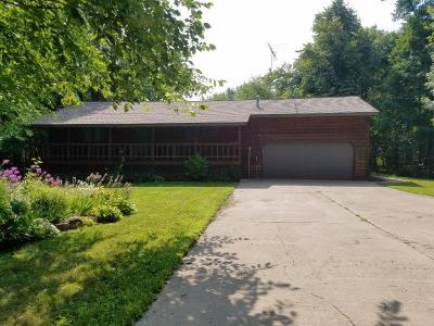 Single Family Home For Sale: 12398 White Oak Road