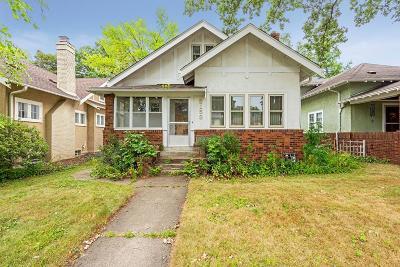 Minneapolis Single Family Home For Sale: 5153 Upton Avenue S