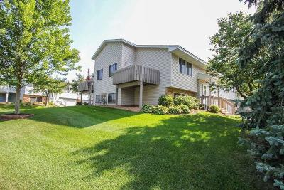 Coon Rapids Condo/Townhouse For Sale: 3751 117th Lane NW