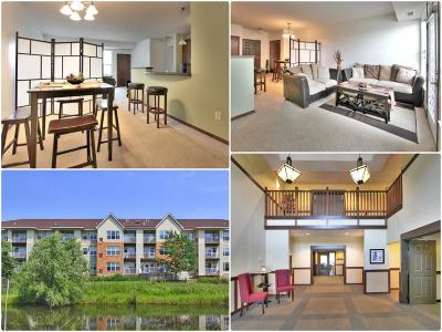 New Hope Condo/Townhouse For Sale: 5445 Boone Avenue N #217