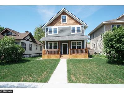 Minneapolis Single Family Home For Sale: 4132 Portland Avenue