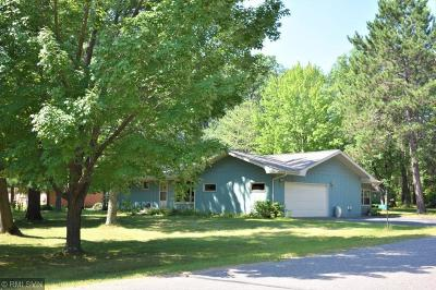 Nisswa Single Family Home For Sale: 5471 Poplar Avenue