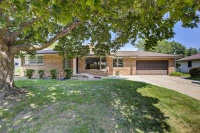 Roseville Single Family Home For Sale: 1163 Sandhurst Drive W