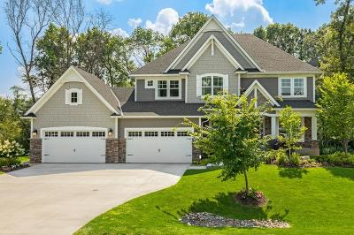 North Oaks Single Family Home For Sale: 5 Maycomb Lane