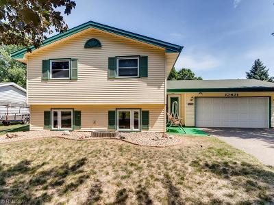 Blaine Single Family Home For Sale: 12621 Polk Street NE
