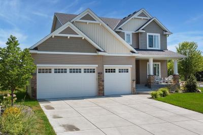 Saint Michael Single Family Home For Sale: 4524 Lannon Avenue NE