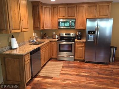 Lake Shore Condo/Townhouse For Sale: 7965 Lost Lake Road #19